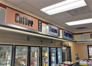 Retail Signs indoor retail custom dimensional letter signs 300x215